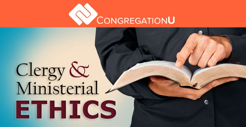 Clergy ethics training for leaders