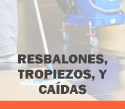 Slips Trips Falls - Spanish