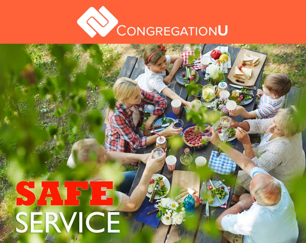 Safe Food Service at Church